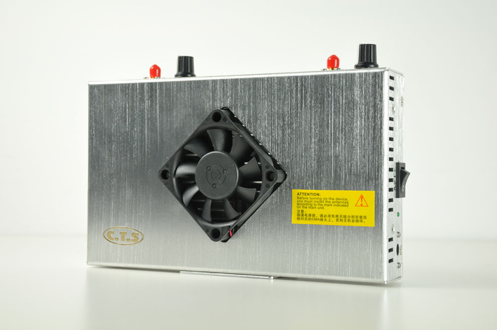 CTS UHF VHF JAMMER 6