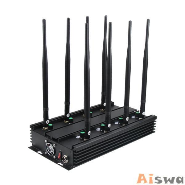 UHF VHF Jammer