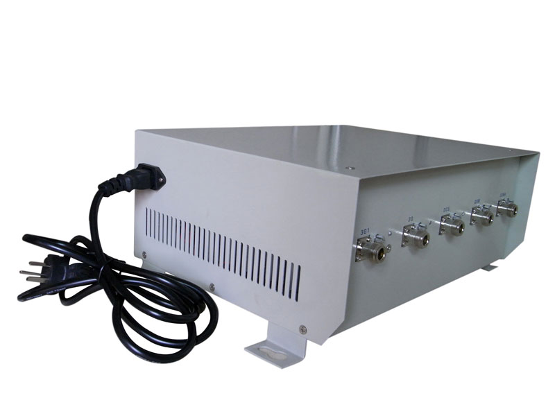 Cell Phone Jammer for 4G Wimax with Directional Antenna