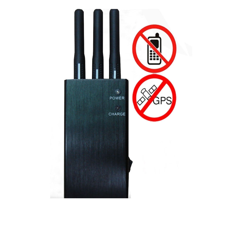 GPS & Cell Phone Signal Jammer