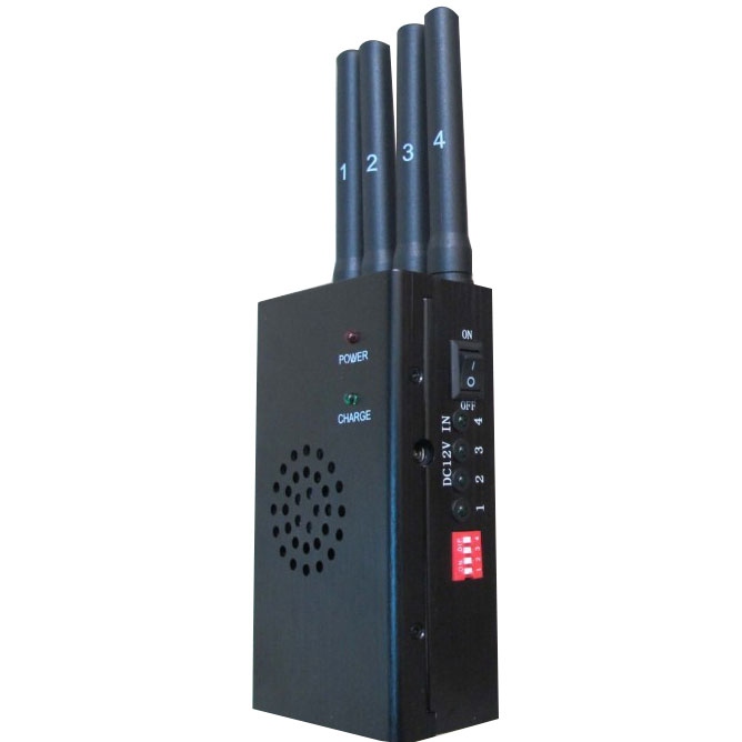 GPS and Mobile Phone Jammer