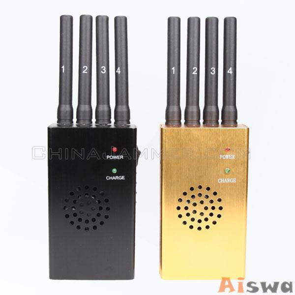 bloqueador de celular portátil
