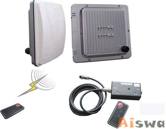 Waterproof Housing Outdoor designed 15W WIFI jammer with Remote Control 2