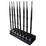 Стационарный подавитель сотовых телефонов GSM, 3G, 4G, Wi-Fi , GPS подавитель