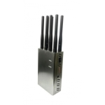 8 BANDS PORTABLE GSM 2G 3G 4G GPS L1 WIFI 2.4GHZ JAMMER