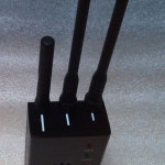 All frequency jammer - Portable All Remote Controls RF Jammer (315/433/868MHz)