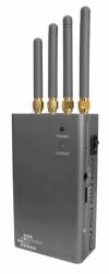 Подавитель портативный GSM и GPS сигнала (радиус действия до 20 метров)