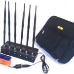 Подавитель сотовых телефонов PLUS 4G/GPS