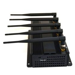 Подавитель GSM, 3G, Wi-Fi, GPS сигнала (радиус действия до 40 метров)