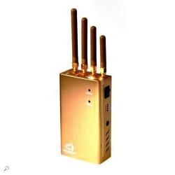 Подавитель GSM GPS 3G сигналов Black Wolf (радиус действия до 20 метров)
