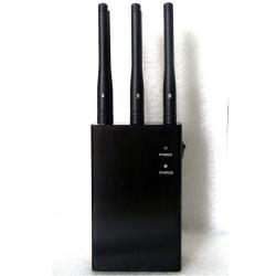 """Портативный подавитель мобильного телефона, 3G, 4G, Wi-Fi, CDMA """"4G-1602 RC"""""""