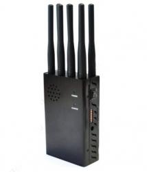 8-канальный подавитель 3G, 4G, GPS, Wi-FI сигналов Беркут (радиус действия до 20 метров)