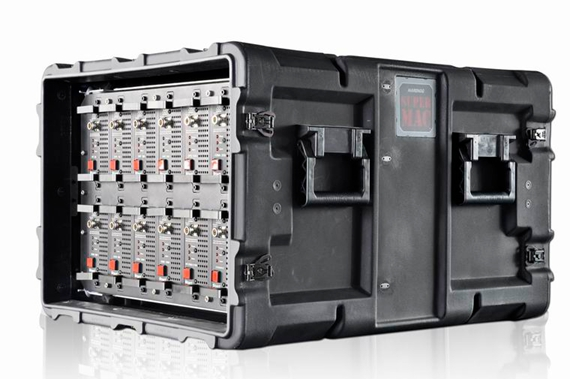 High Power 868W Fully Integrated Broad Band Jamming System