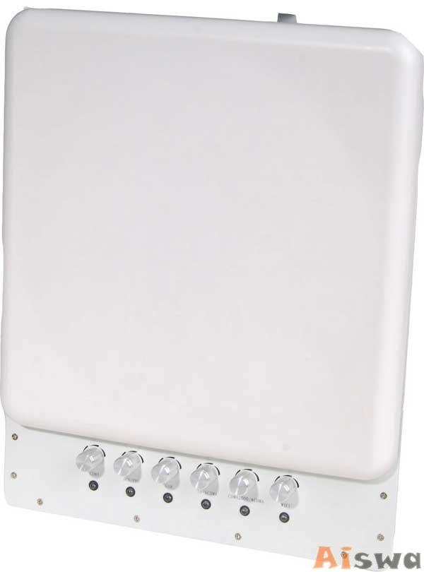 Adjustable Cell Phone Jammer & WiFi Jammer with Built-in Directional Antenna