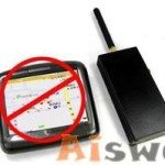 Bloqueador / Inhibidor portátil de GPS