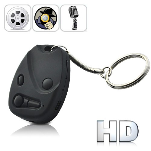 Car Key Mini Video