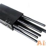 Portable GPS Lojack Blocker GPS L1-L5 Jammer CTS-JGL 2