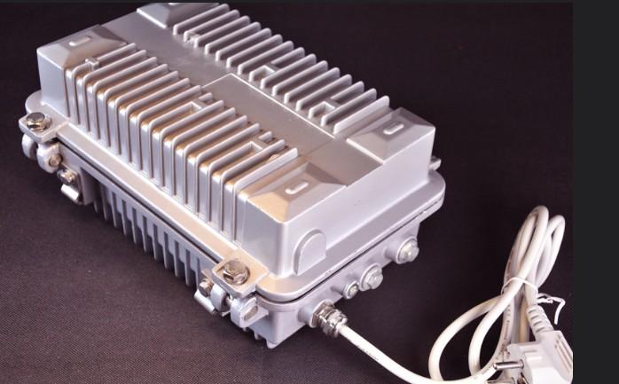 Powerful 50W 2 4GHz and 5 8GHz blocker WiFi Jammer 2 – Drone