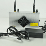 UHF Jammer WIFI blocker with battery CTS-UWE 4