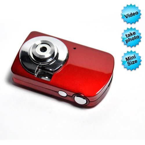 Fashionable mini DVR camera