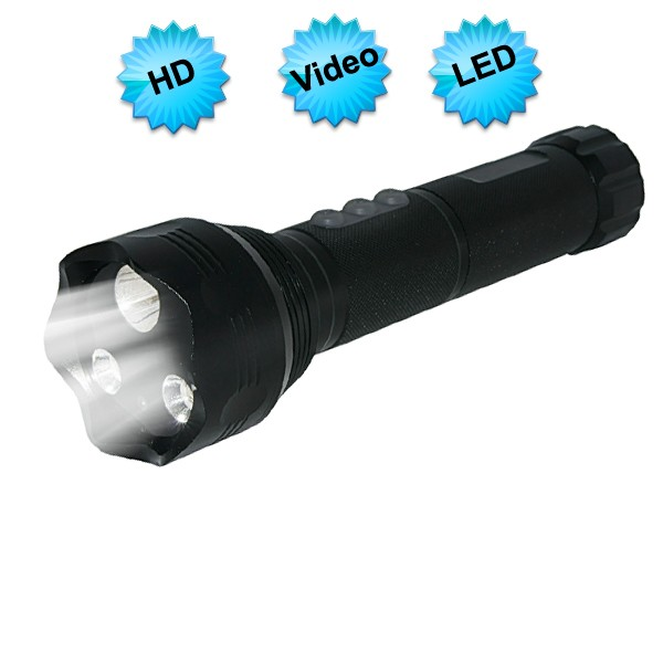 HD Police Flashlight