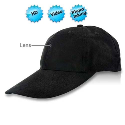 Hat Hidden Camera