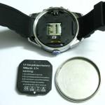 Night Vision Watch Camera