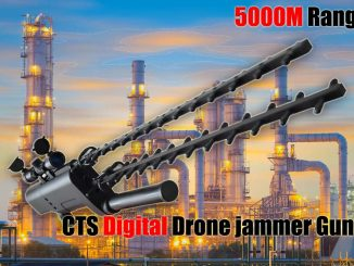 digital drone jammer
