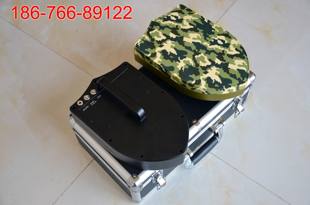 2019 Light weight Drone Jammer Shield type for GPS 2 4G 5 8G
