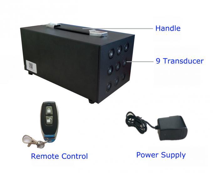Jammer Bloqueador de Celular — EMP Generator 45V chinese